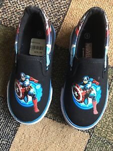 Brand new toddler boys size 8 shoes