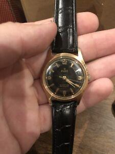 4 vintage 17 jewel movement watches