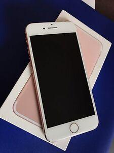 iPhone 7 32G rose gold