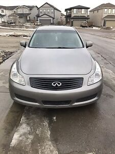 2007 RWD INFINITI G35 IN TIME FOR SUMMER