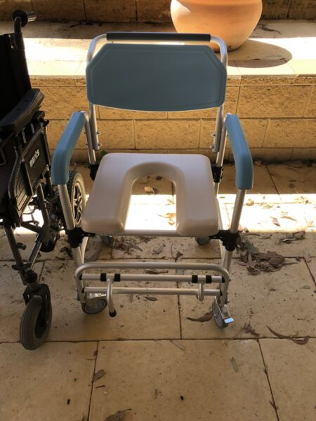 Shower chair / commode | Miscellaneous Goods | Gumtree Australia ...