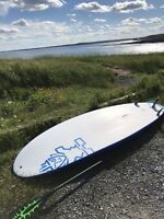 Lost SUP Paddle - Stoney Beach, Lawrencetown