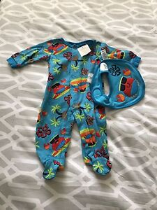 Boys brand new outfit with tags 0-3 months