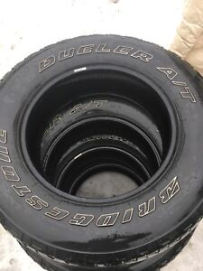 """255/70-18"""" great tires make an offer"""