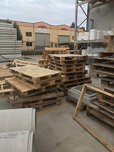 Free odd sized pallets Mulgrave Hawkesbury Area Preview