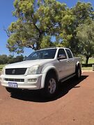Holden Rodeo Lt 4x4 Wangara Wanneroo Area Preview