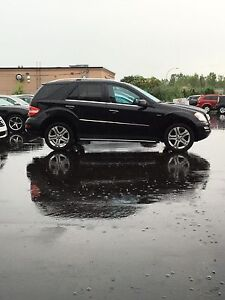 Mercedes ML350 Turbo 2011 Noir
