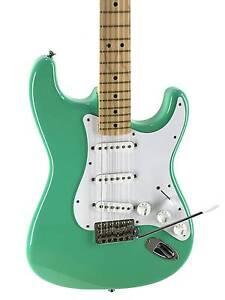 Fender Stratocaster, Sea Foam Green, 2014, NEAR MINT CONDITION Brisbane City Brisbane North West Preview