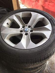Tire and rim pkg for 2013 BMW x6