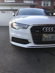 Beautiful 2012 Audi A6 S line