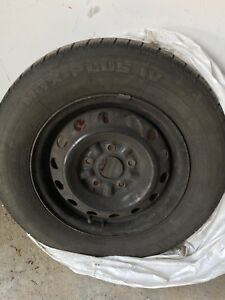 195/70/14 all season tires with rims