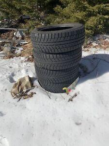 195/60/R15 winter tires still lots of life left