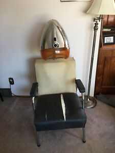Antique rayette hair dryer for free