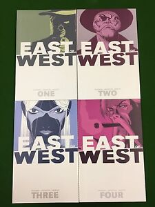 East of West TPB (Collection 1-4)