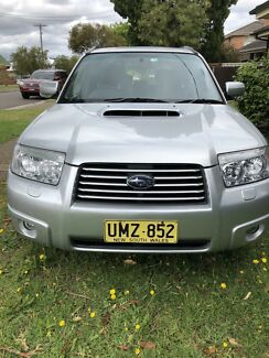 Subaru Forester XT luxury MY06 Engadine Sutherland Area Preview