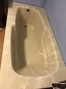 Jacuzzi Marble tub Best Offer