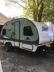 2015 r-pod 178 by Forest River trailer