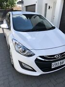 2013 Hyundai i30 Active 6 speed manual Prospect Prospect Area Preview