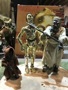 "Star Wars 12"" Figures"