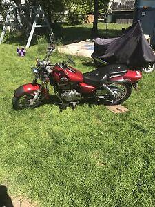 2002 Suzuki marauder 250cc