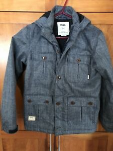 Boys large Vans winter jacket