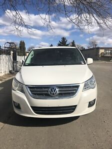 2012 VW ROUTAN VAN