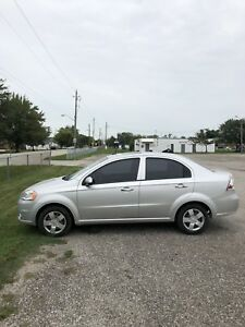 2011 Chevrolet AVEO LT - BRAND NEW TIRES