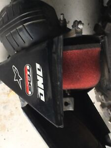 2006 crf 250 r part out