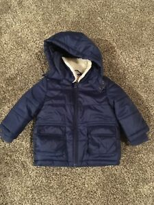 6-12 month warm winter coat