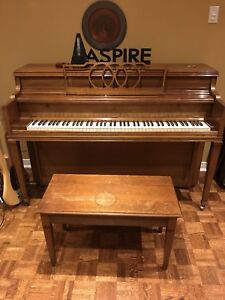 Willis & Co. Piano For Sale