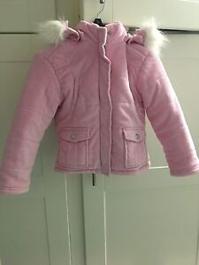 Winter Jacket Size 4/5