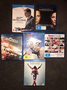 Blu ray movies cheap Perth Perth City Area Preview