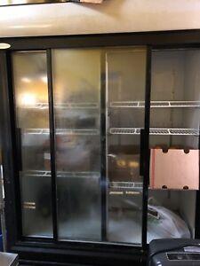 Kool It 2 door sliding fridge