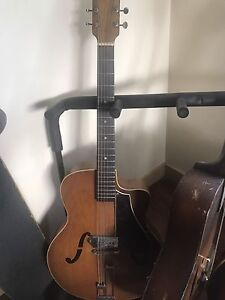 Maton 6string semi acoustic Stafford Heights Brisbane North West Preview