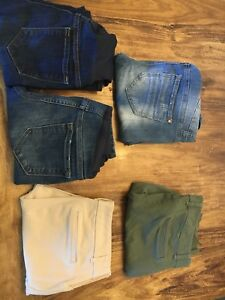 Maternity pants (size 1-2 lot)