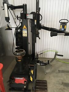 Two tire changers for sale