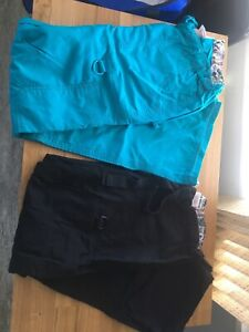 Women's scrub pants size small