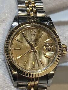 Authentic ROLEX watch for ladies
