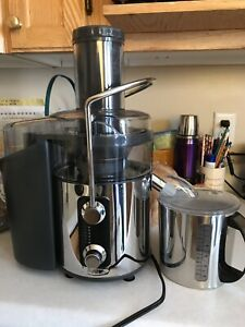 Stainless juicer $55