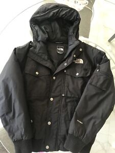 Men's small north face down filled winter coat