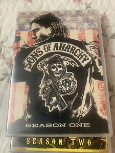 SOA Sons of Anarchy DVD seasons 1-5