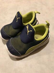 Puma toddler shoes size 6 & DC size 5