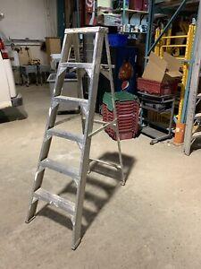 Ladders aluminum