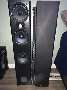 Polk T600 Towers