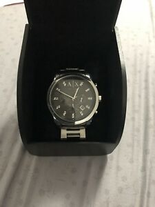 Armani Exchange Watch Silver BRAND NEW 10/10