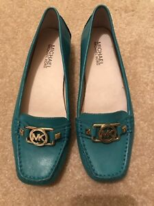 Leather Michael Kors shoes NEW