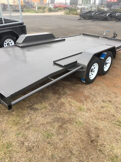 16 x 6.6 beaver tail car carrier  Derrimut Brimbank Area Preview