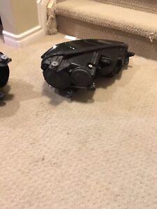 Volkswagen Golf headlights