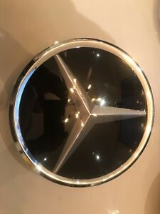 3 in stock Mercedes-Benz Radiator Grille Star Badge Emblems