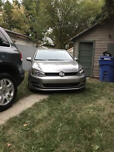 2015 VW Golf TSI (turbo)Comfort Line